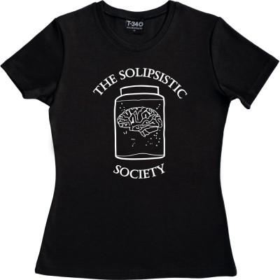 The Solipsistic Society