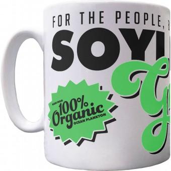Soylent Green Ceramic Mug