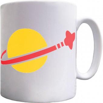 Space Logo Ceramic Mug