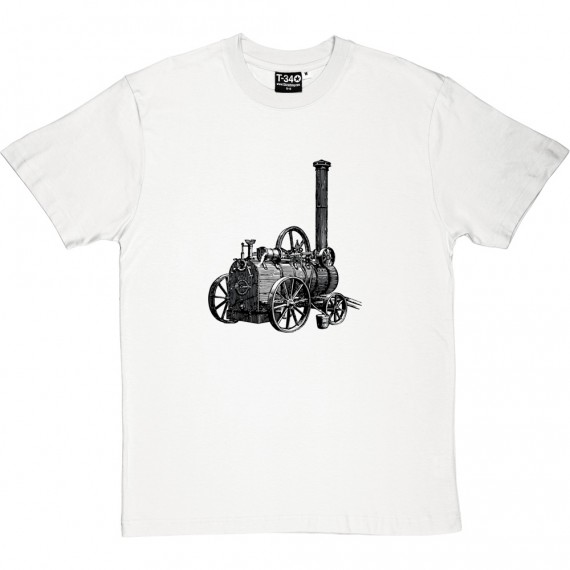1850s Steam Engine T-Shirt