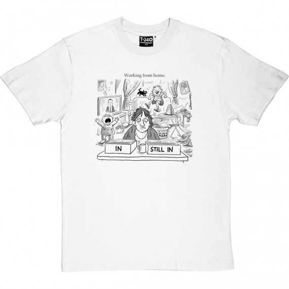 In-Box; Still-In-Box T-Shirt