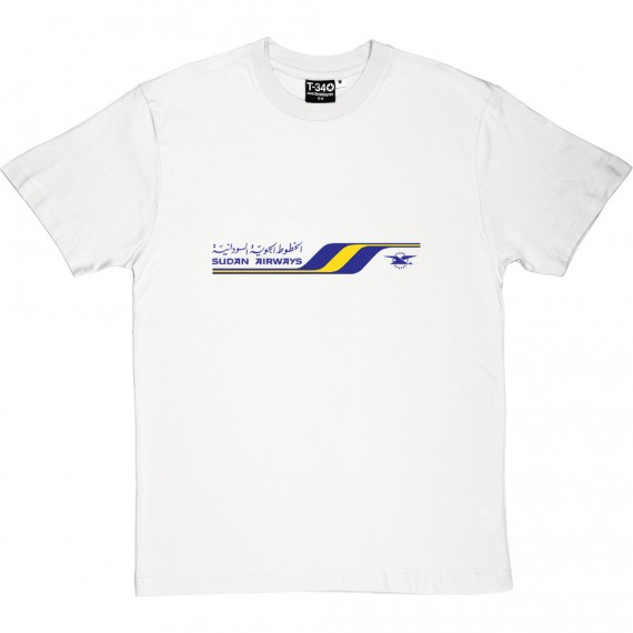 Sudan Airways T-Shirt