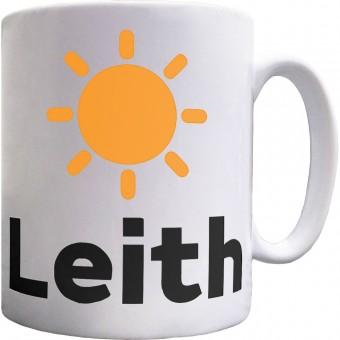 Sunshine On Leith Ceramic Mug