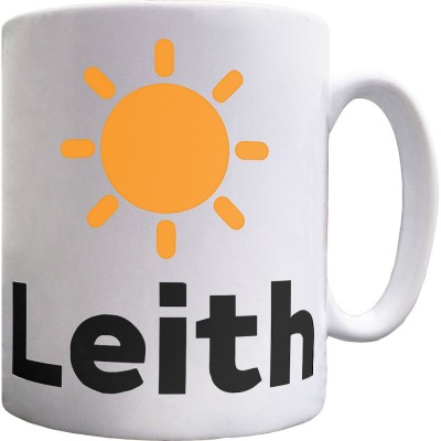 Sunshine On Leith Ceramic Mug
