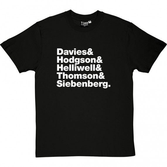 Supertramp Line-Up T-Shirt
