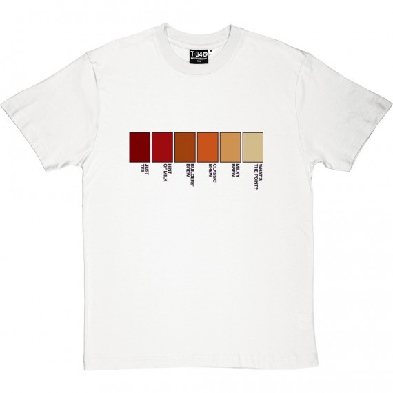 Tea Swatches T-Shirt