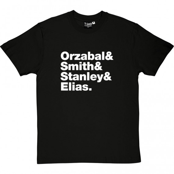 Tears For Fears Line-Up T-Shirt