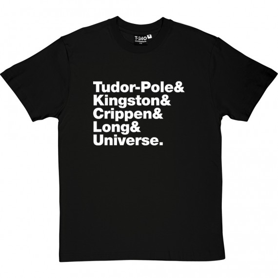Tenpole Tudor Line-Up T-Shirt