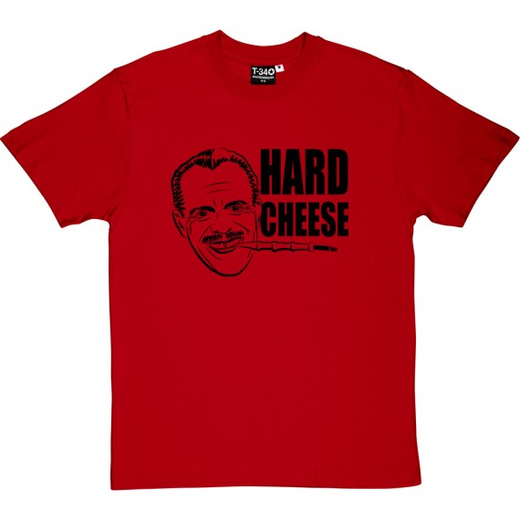 Raymond Delauney: Hard Cheese T-Shirt