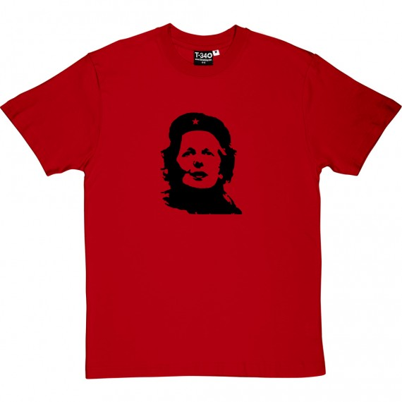 Margaret Thatcher Che Guevara Revolutionary T-Shirt