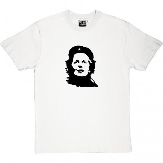 Margaret Thatcher Che Guevara Revolutionary T-Shirt