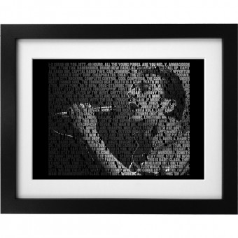 The Clash Complete Works Art Print