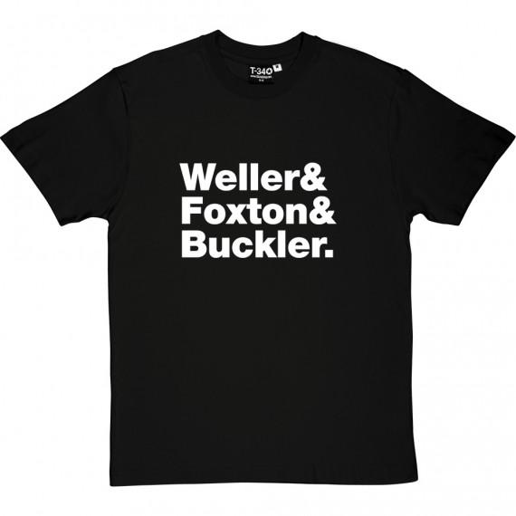 The Jam Line-Up T-Shirt