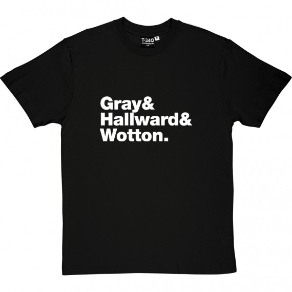 The Picture of Dorian Gray Line-Up T-Shirt