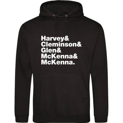 The Sensational Alex Harvey Band Line-Up