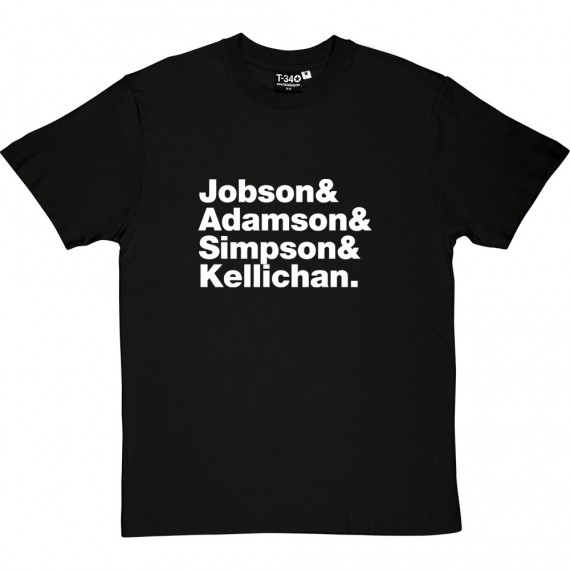 The Skids Line-Up T-Shirt