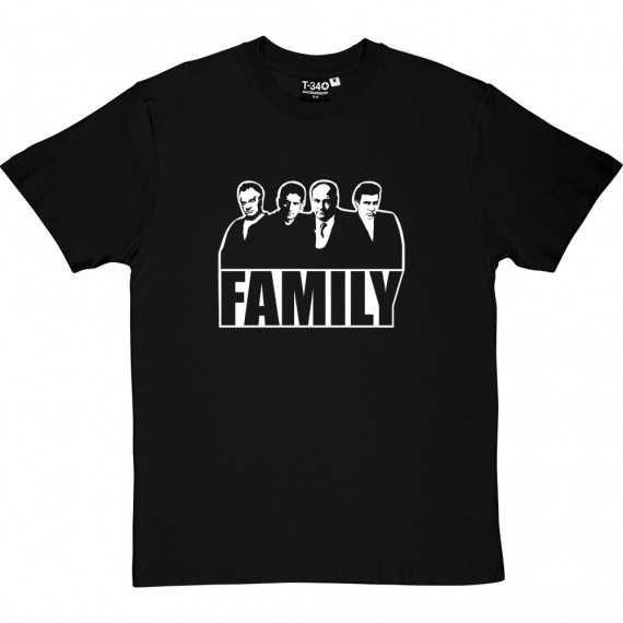 The Sopranos: Family T-Shirt