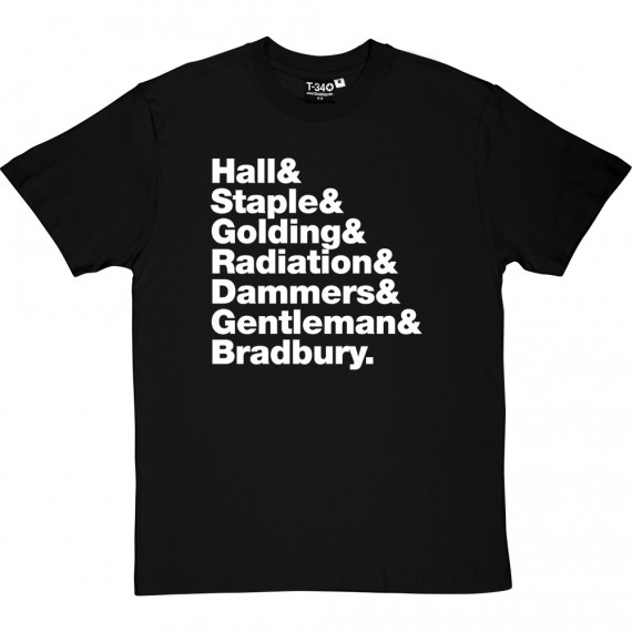 The Specials Line-Up T-Shirt