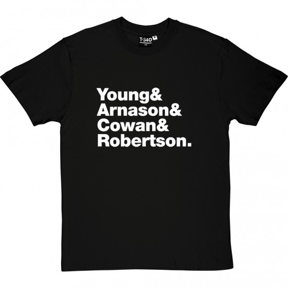 The Vaccines Line-Up T-Shirt