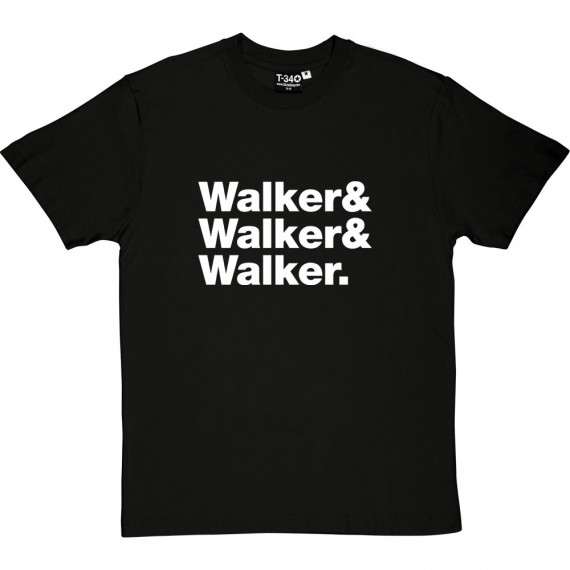The Walker Brothers Line-Up T-Shirt