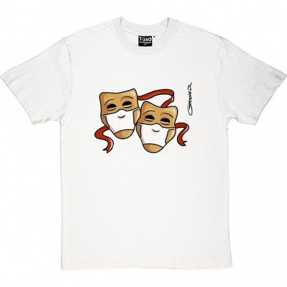 Theatre PPE Masks T-Shirt