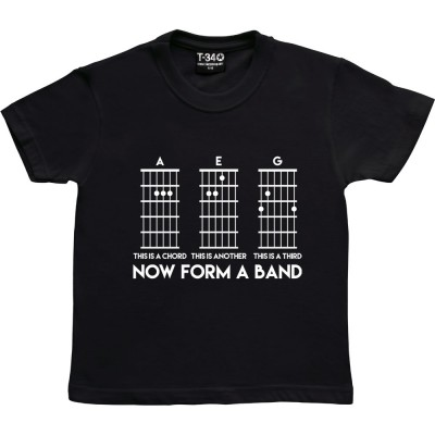 This Is A Chord, Now Form A Band