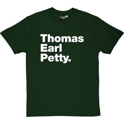 Thomas Earl Petty