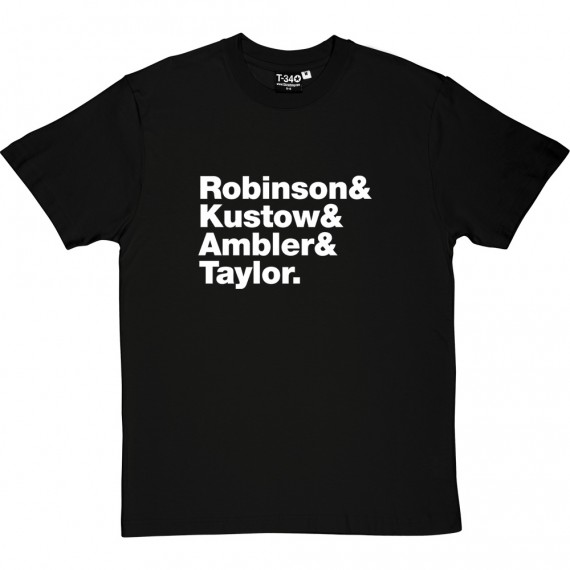 Tom Robinson Band Line-Up T-Shirt