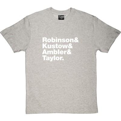 Tom Robinson Band Line-Up