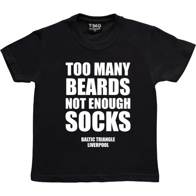 Too Many Beards, Not Enough Socks