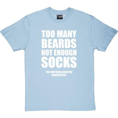 Too Many Beards, Not Enough Socks