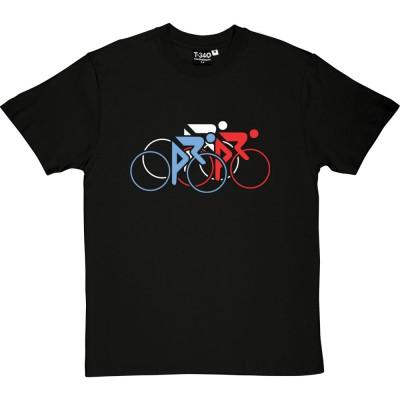 Tour De France Tricolor