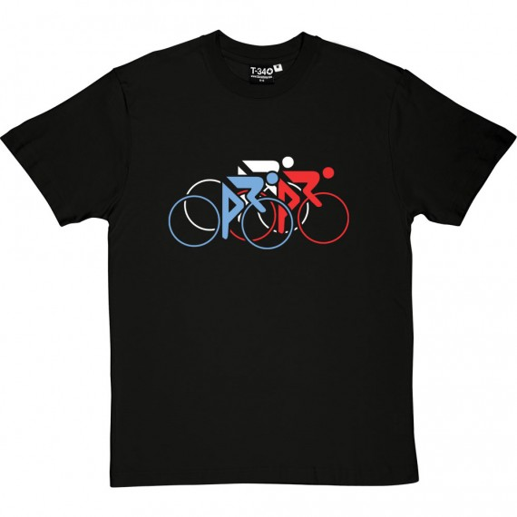 Tour De France Tricolor T-Shirt