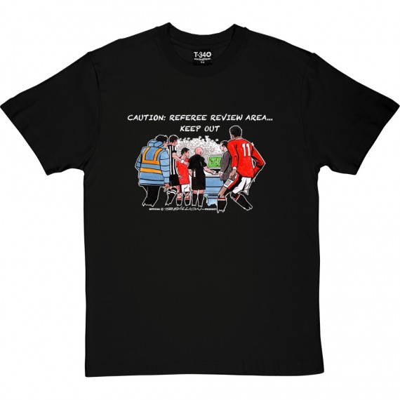 The Pitchside Monitor T-Shirt
