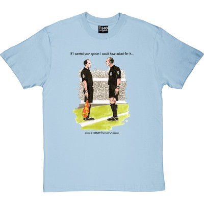 The Referee & the Assistant Referee