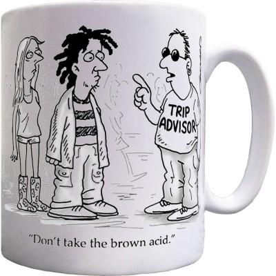 Trip Advisor Mug