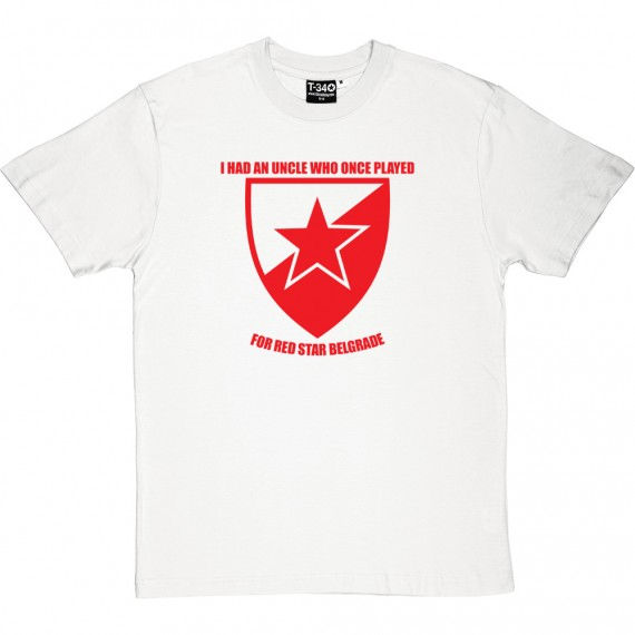 I Had An Uncle Who Once Played.... T-Shirt