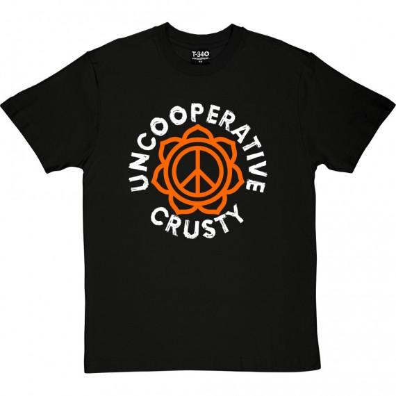 Uncooperative Crusty T-Shirt