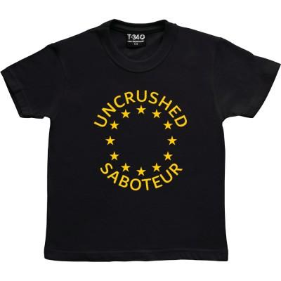Uncrushed Saboteur
