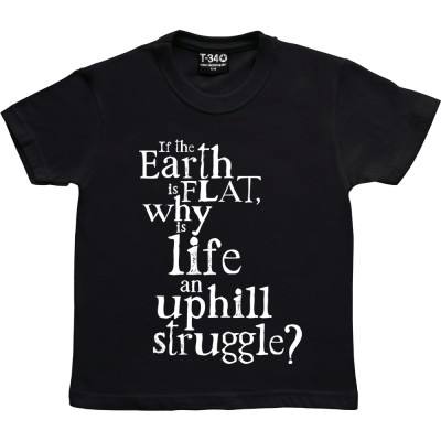 Why Is Life An Uphill Struggle?