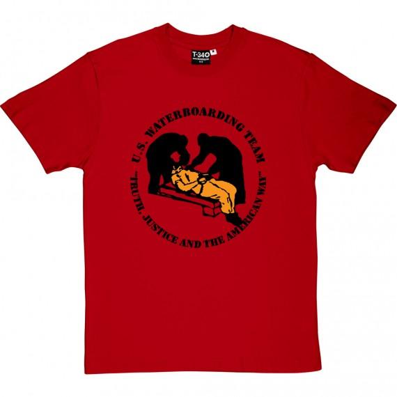 US Waterboarding Team T-Shirt