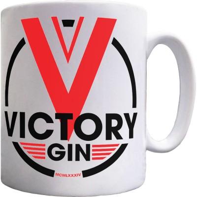 Victory Gin Ceramic Mug