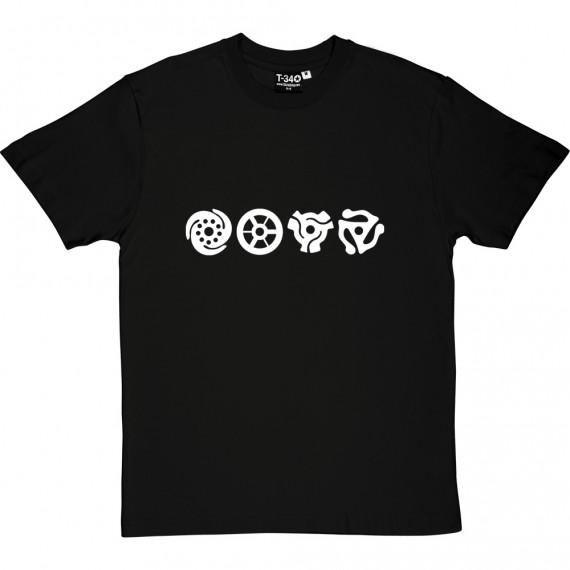 Vinyl Inserts T-Shirt