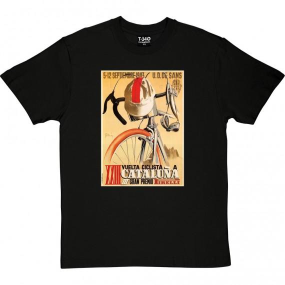 Vuelta Ciclista A Cataluña 1943 T-Shirt