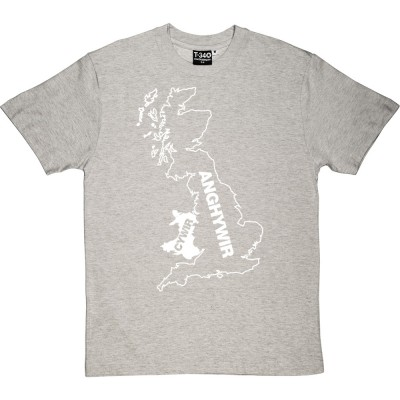 Wales Right, Everywhere Else Wrong T-Shirt