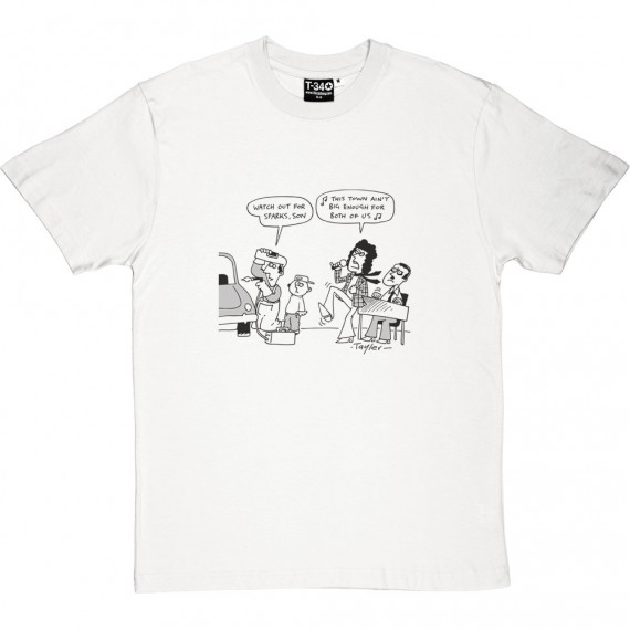Watch Out For Sparks T-Shirt