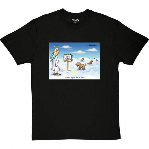 Where Angels Fear To Tread T-Shirt