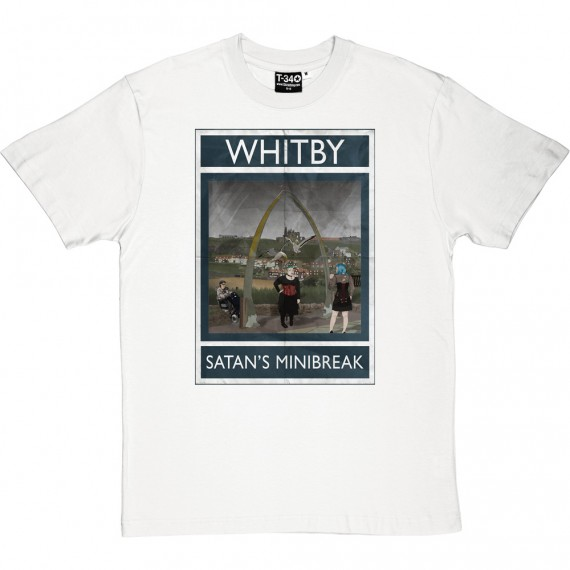 Whitby: Satan's Minibreak T-Shirt