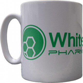 White and Pinkman Pharmaceuticals Ceramic Mug