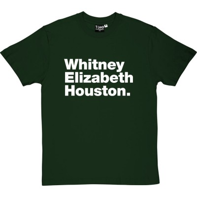 Whitney Elizabeth Houston